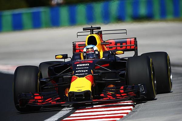 Formule 1 Résumé d'essais libres EL1 - Ricciardo à l'aise ; Haas goûte aux murs