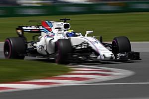 Формула 1 Спеціальна можливість Колонка Масси: Я готовий залишитися у Ф1 у 2018 році