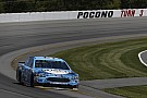 Harvick rallies for second at Pocono but