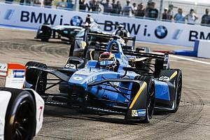 Формула E Отчет о гонке Ошибка соперников позволила Буэми победить в Берлине