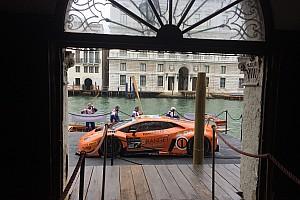 GT Ultime notizie Una Lamborghini Huracan GT3 nel Canal Grande a Venezia!