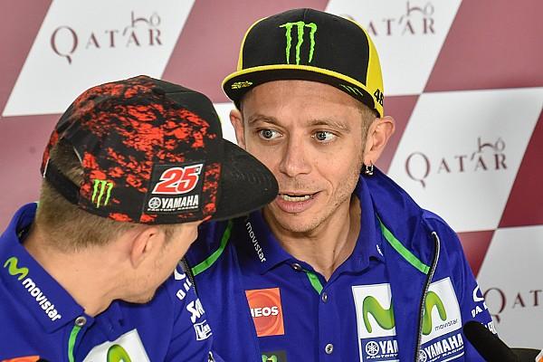 MotoGP Entrevista Schwantz: Rossi pode se aposentar se Viñales derrotá-lo