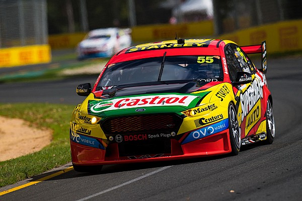 Albert Park Supercars: Tyre dramas help Mostert to victory