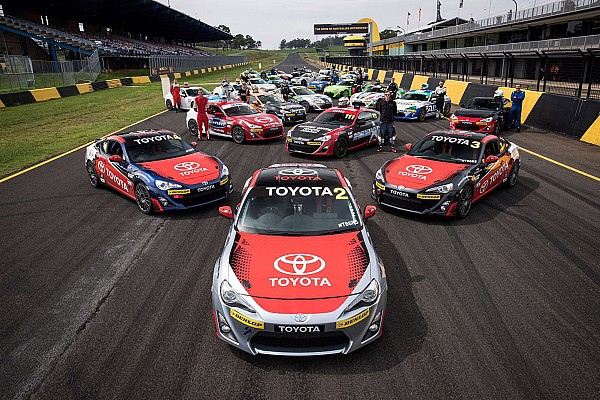 Touring Breaking news Toyota expands 86 schedule in Australia for 2018