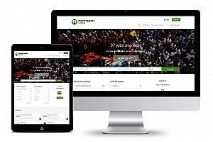 General Informations Motorsport.com Motorsport Network lance Motorsportjobs.com, plateforme d'offres d'emploi en sports mécaniques