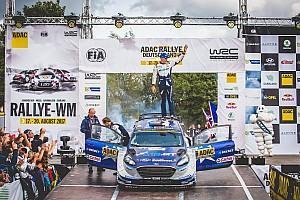 WRC Noticias de última hora Tanak se ve como un contendiente por el título