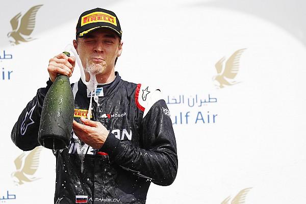 Bahrain F2: Markelov outduels Nato and Leclerc in season opener