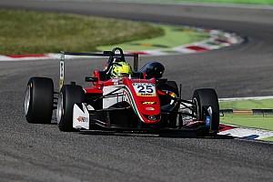Formel-3-EM News Formel-3-EM in Monza: Mick Schumacher erstmals auf dem Podium