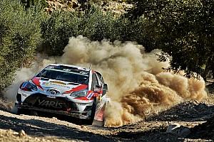 WRC 速報ニュース スペイン初日リタイアのラトバラ「再出走できずとても残念」