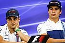 Formule 1 Stroll haalt uit naar Massa na commentaar:
