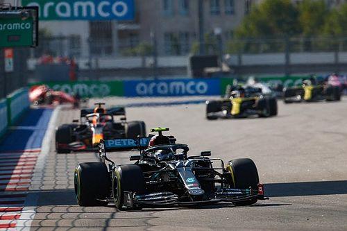 Honda-batterijen zetten Red Bull in Sochi op flinke achterstand