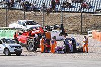Verstappen - Stroll olayına ceza çıkmadı