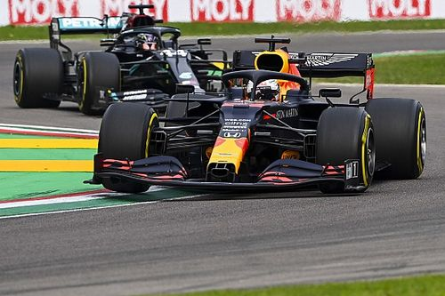 Verstappen: Red Bull could have dominated F1 like Mercedes