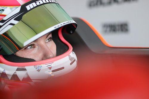 """Léna Bühlerveut """"tout donner"""" pour ses débuts en Formule 4"""