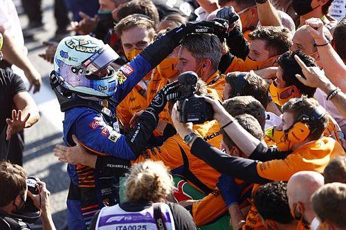 ترتيب بطولة العالم للفورمولا واحد بعد جائزة إيطاليا الكبرى