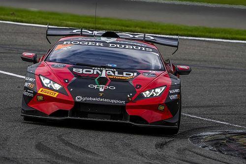 Lamborghini: Pijl-Kroes trionfano in Gara 1 a Spa
