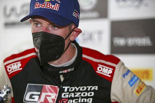 Evans, Rovanpera log first 2022 Yaris WRC test miles