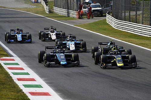 F2 ve F3, 2022'de yeni puan sistemiyle yarışacak