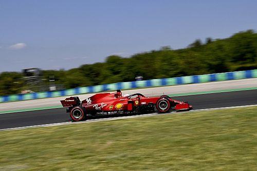 """Leclerc: """"Passo gara e feeling sono buoni, meno il giro secco"""""""