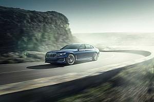 La BMW Alpina B7 toujours aussi monstrueuse!