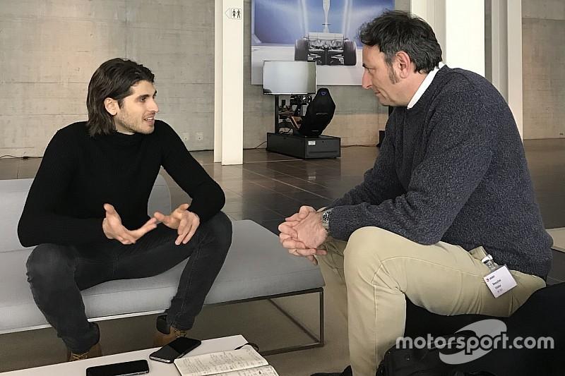 Giovinazzi ci svela le sliding doors che lo hanno portato in F1 con l'Alfa Romeo Racing