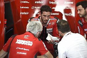 Ducati fokus kembangkan sasis