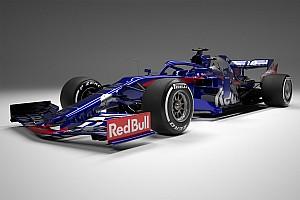 Toro Rosso muestra su monoplaza para la temporada 2019 de F1