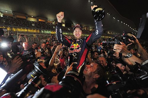 Ranked! Sebastian Vettel's top 10 Formula 1 wins