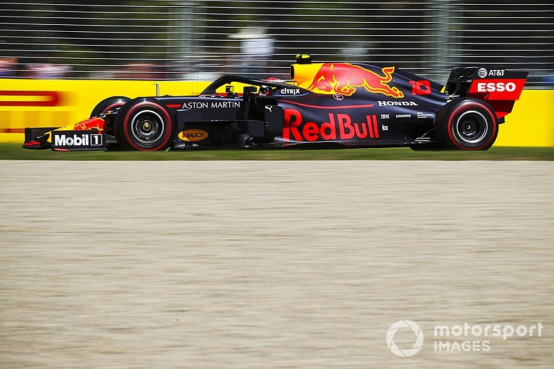 Gasly's Honda engine gets all-clear after power loss scare