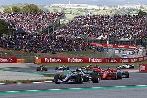 Liberty Media negocia la continuidad del GP de España de Fórmula 1