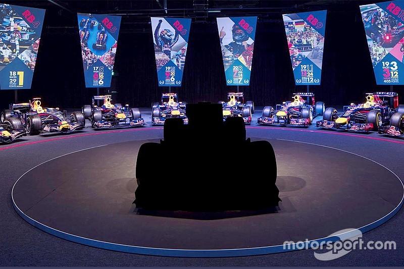 Red Bull presentará su primer coche con motor Honda la próxima semana