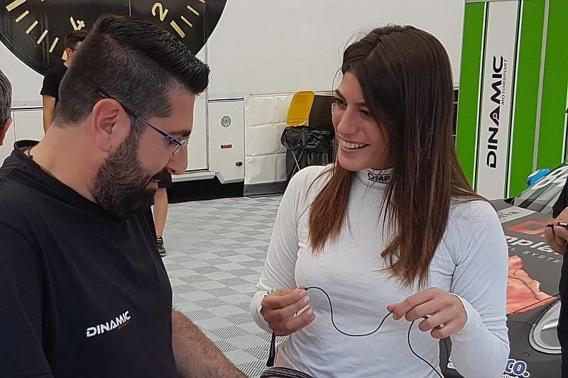 Con Vicky Piria torna una donna nella Carrera Cup Italia