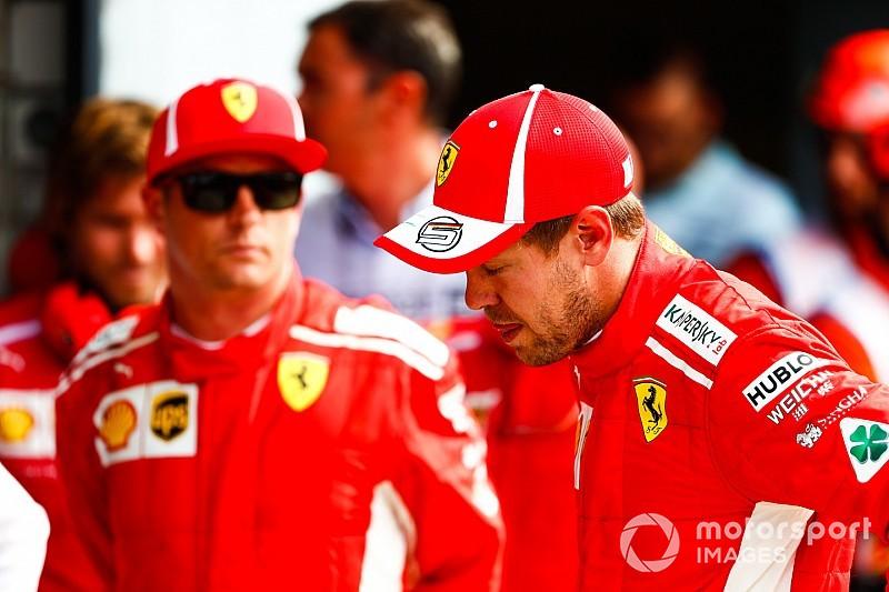 Феттель с сожалением воспринял уход Райкконена из Ferrari