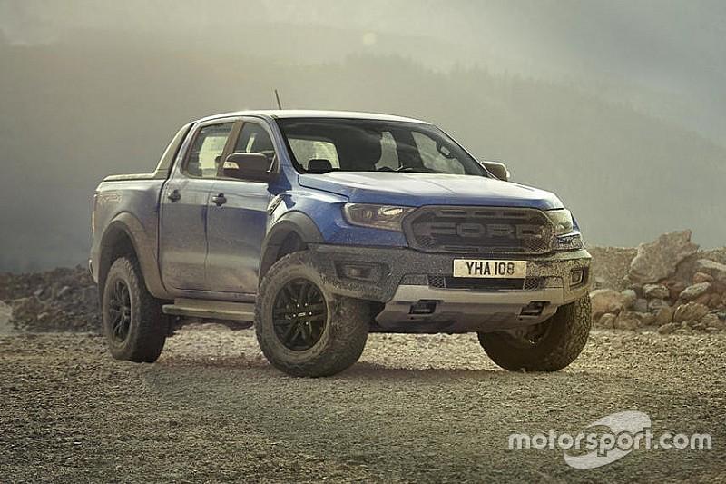 Новий Ford Ranger Raptor: прем'єра на виставці геймерів Gamescom