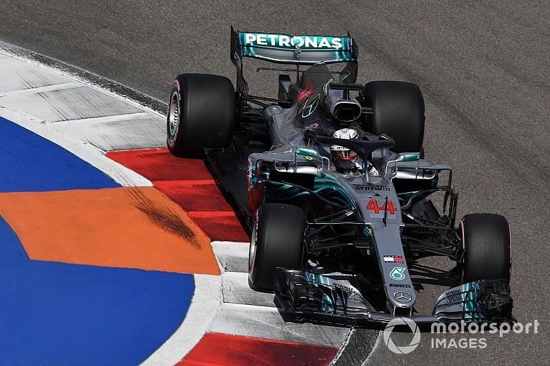 EL3 - Hamilton et Bottas confirment