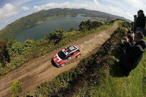 Azores Rallye przełożony