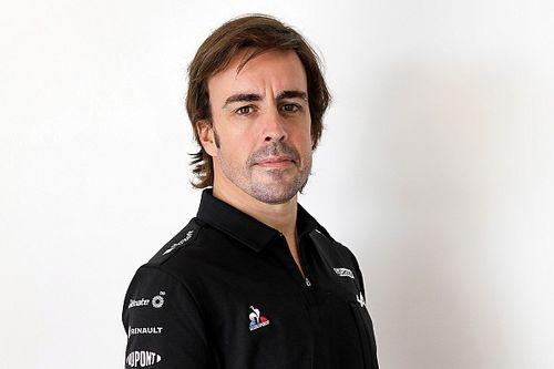 Ezzel a sisakfestéssel tér vissza a Forma-1-be Alonso! (képek)