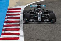 Bahrain GP: Hamilton leads FP1 as Mercedes dominates