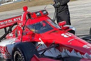 Dixon leidt Ganassi-trio bij eerste IndyCar-test van 2021