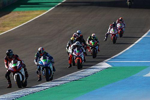 Para Pembalap MotoE Bersiap Tes Pramusim di Jerez
