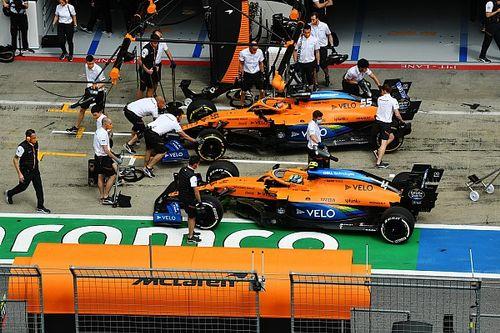 Zgoda na pojedynki w McLarenie