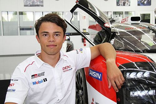 De Vries added to Toyota's LMP1 reserve roster