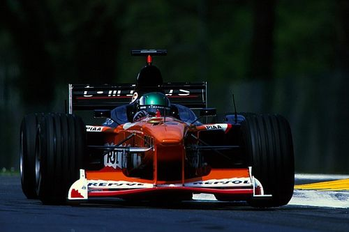 The F1 reject that went on to destroy his opposition