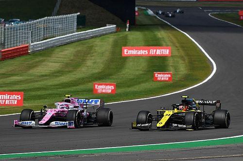 Renault suma otra protesta contra Racing Point en Silverstone