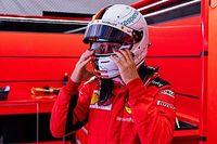 """Vettel not planning on """"running away"""" from Ferrari in 2020"""