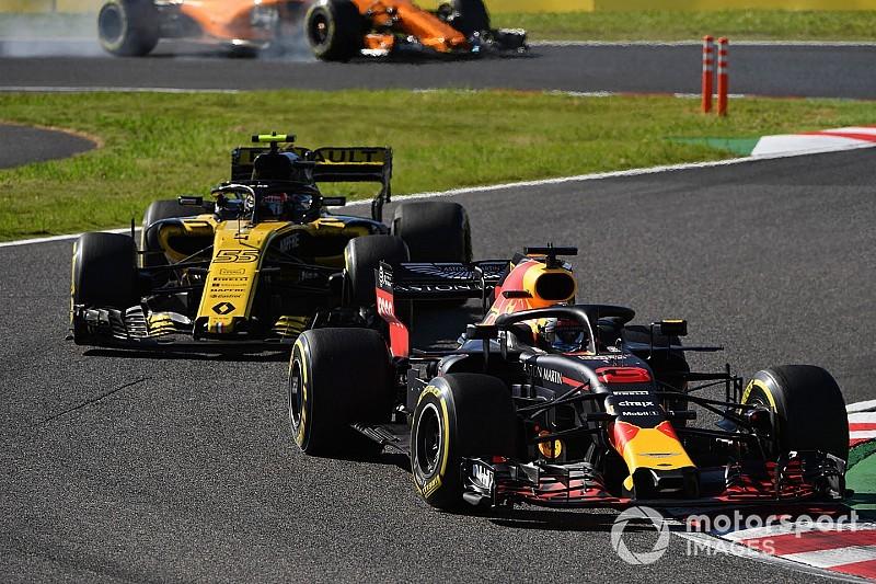 Ricciardo test snub shows Red Bull