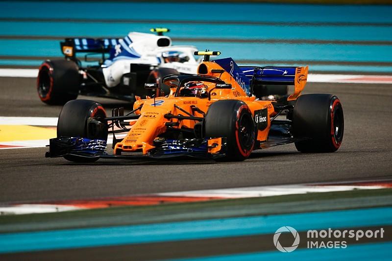 """F1に""""慈悲""""はなし。体制再編の混乱に沈んだ古豪、マクラーレンとウイリアムズ"""