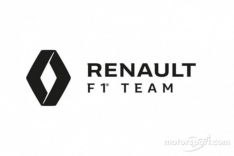 Команда Renault поменяла название и логотип