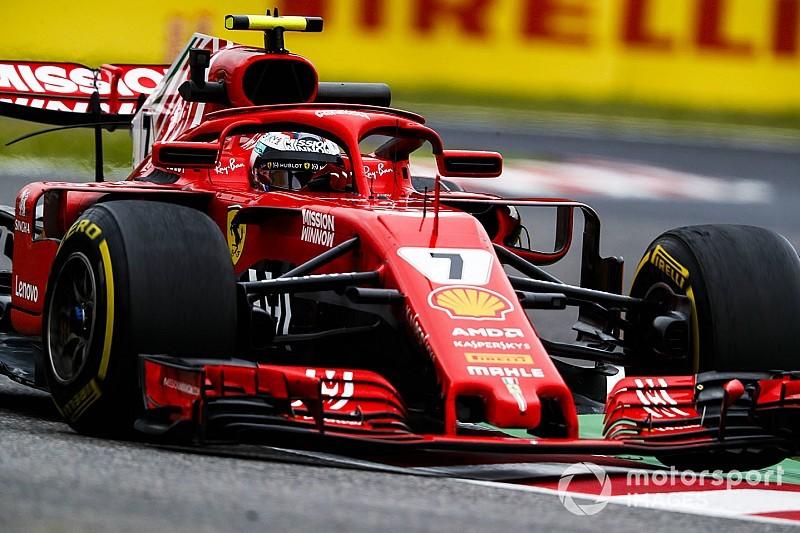 Kulisszatitkok Japánból: remekül ment Räikkönen üléspróbája a Saubernél