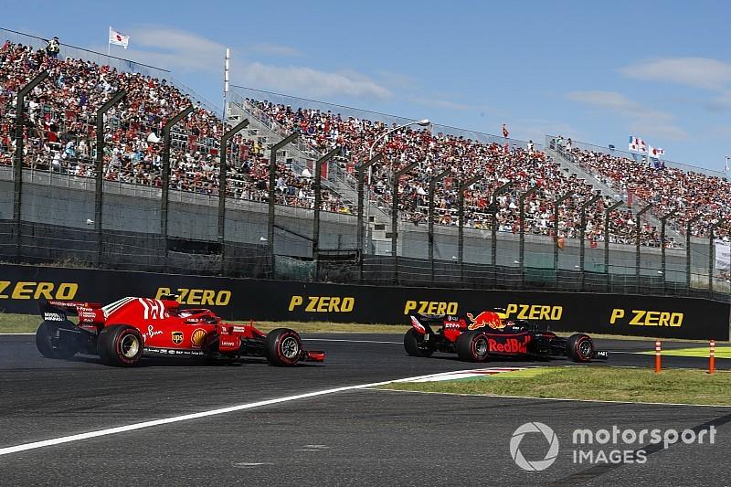 Verstappen vs. Vettel: Strafe in China, warum nicht in Japan?